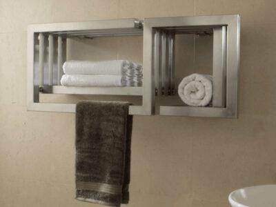 Aeon S-Type Designer Towel Radiator