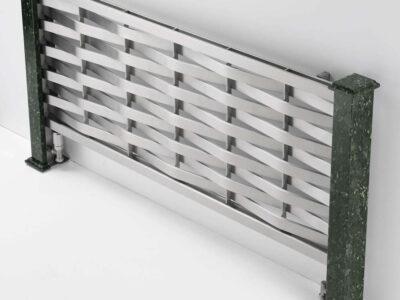 Aeon Wave Horizontal Designer Radiator