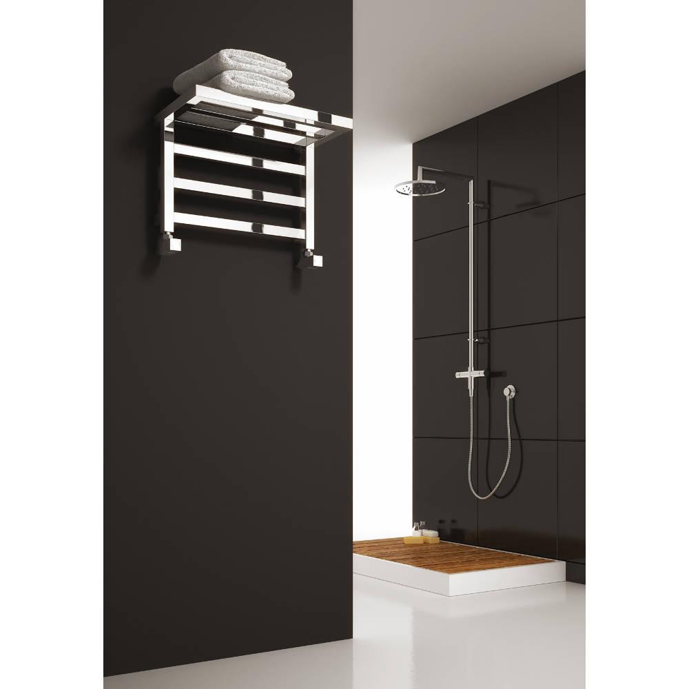 Reina Elvina Airing Shelf and Towel Rail