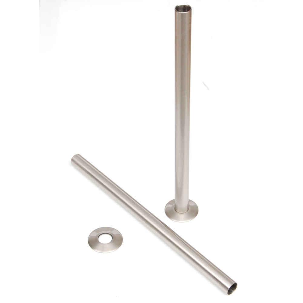 Satin Nickel Sleeving Kit 300mm (Pair)