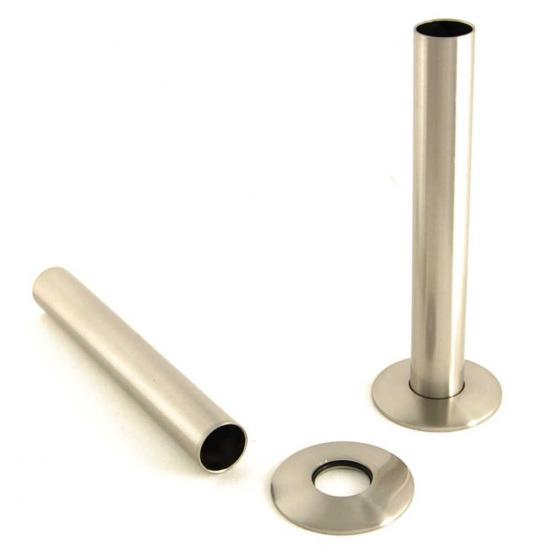 Satin Nickel Sleeving Kit (Pair)