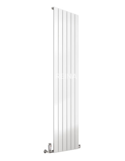 Reina Flat Vertical Single (White)