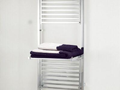 Vogue Stendy Quad Chrome Designer Towel Rail