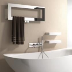 Reina Bivano Modern Designer Towel Rail