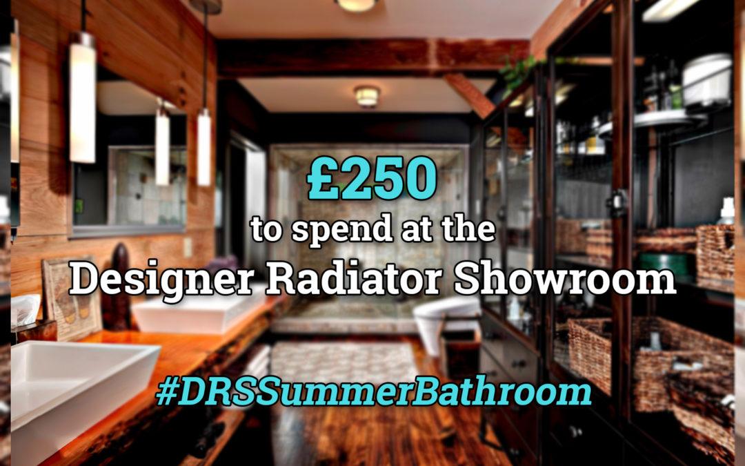 CREATE YOUR PERFECT SUMMER BATHROOM