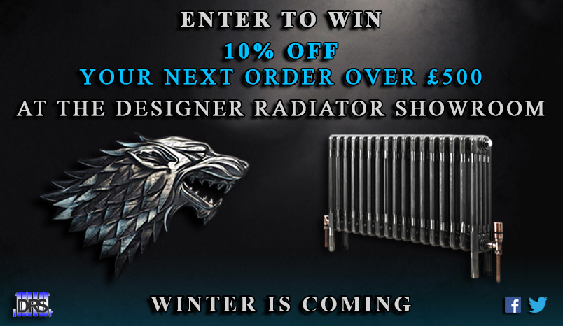 THE DESIGNER RADIATOR SHOWROOM – WINTER IS COMING COMPETITION