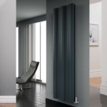 The benefit of anthracite radiators