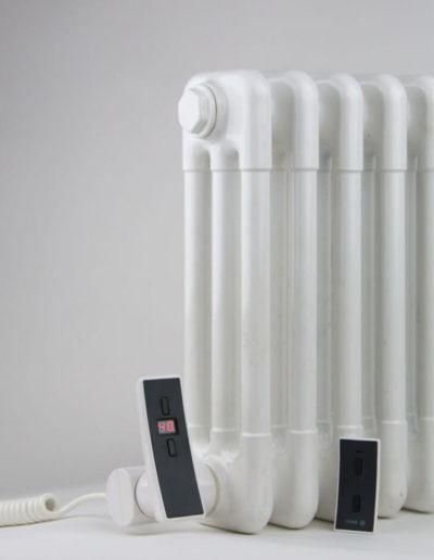 dq-WIFI-horizontal-thermostatic-white